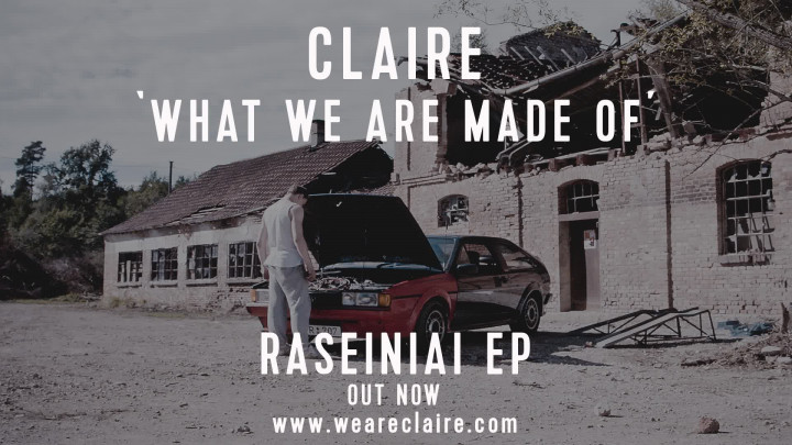 What We Are Made Of (Audio Video)