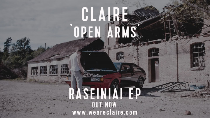 Open Arms (Audio Video)