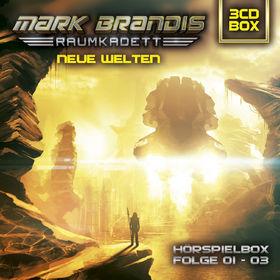 Mark Brandis, 3-CD Hörspielbox - Folge 01-03 – Neue Welten, 00602547479495