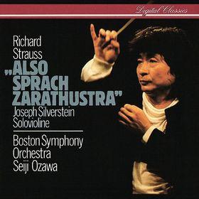 Seiji Ozawa, Strauss, R.: Also sprach Zarathustra, 00028940007224