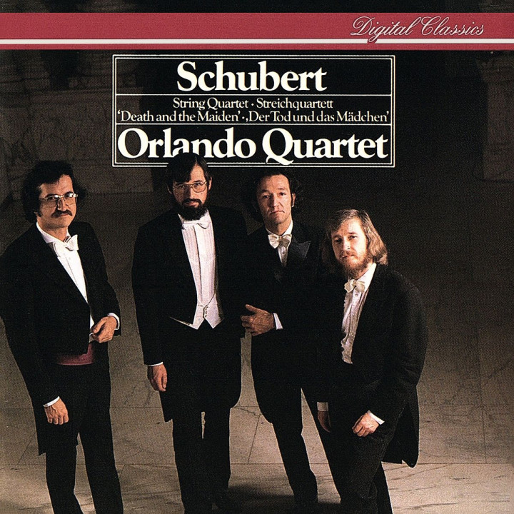 Schubert: String Quartet in D minor Death