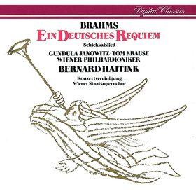 Gundula Janowitz, Brahms: Ein Deutsches Requiem/Schicksalslied, 00028941143624