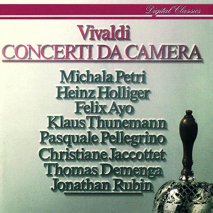Vivaldi: 9 Concerti da Camera