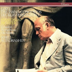 Sviatoslav Richter, Liszt: Piano Concertos Nos.1 & 2, 00028941200624