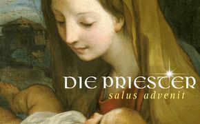 Die Priester, Die Priester mit ihrem neuen Album Salus Advenit