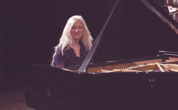 Valentina Lisitsa, Nuanciertes Farbenspiel - Valentina Lisitsa spielt Scriabin