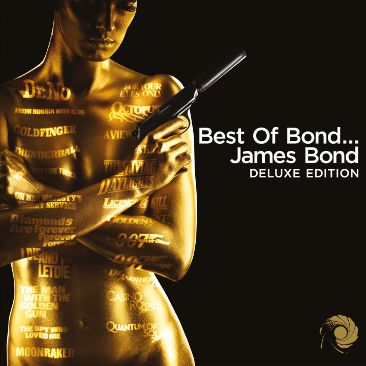 Best Of Bond...James Bond - Deluxe Edition