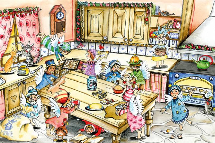 In der Weihnachtsbäckerei_News2