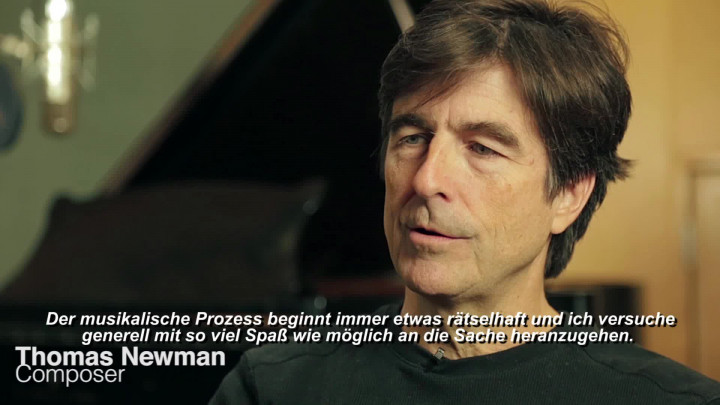 Thomas Newman im Interview