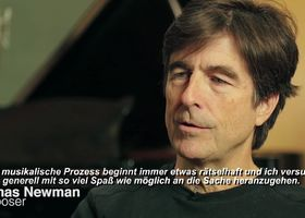 James Bond Soundtrack, Thomas Newman im Interview
