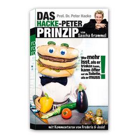 Sascha Grammel, Das Hacke-Peter-Prinzip, 9783499629990
