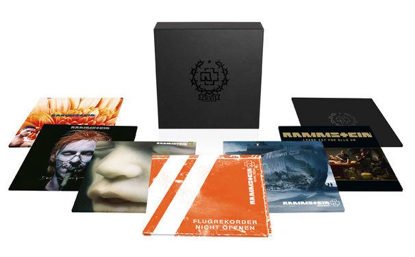 Rammstein, Mit dem Vinyl Box Set XXI feiern Rammstein ihr 21. Bandjubiläum