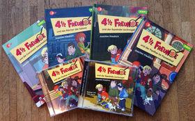 4 1/2 Freunde, Löse das Rätsel und gewinne ein exklusives Fanpaket der 4 ½ Freunde