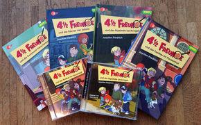 4 1/2 Freunde, Ein Fall für die 4 ½ Freunde: Löse das Rätsel und gewinne ein exklusives Fanpaket!