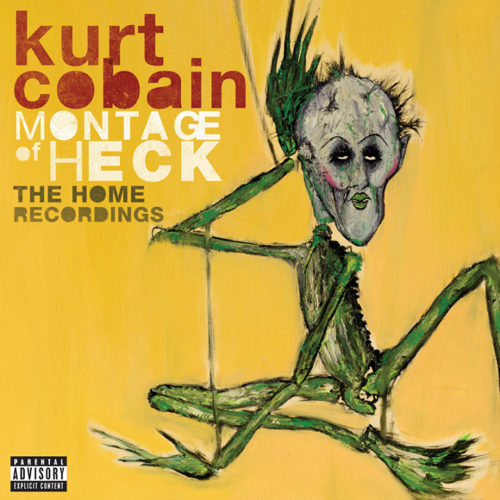 Kurt Cobain - Monatge of the Heck - Deluxe