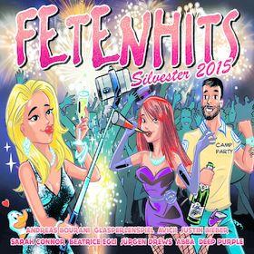 FETENHITS, Fetenhits Silvester 2015, 00600753655405