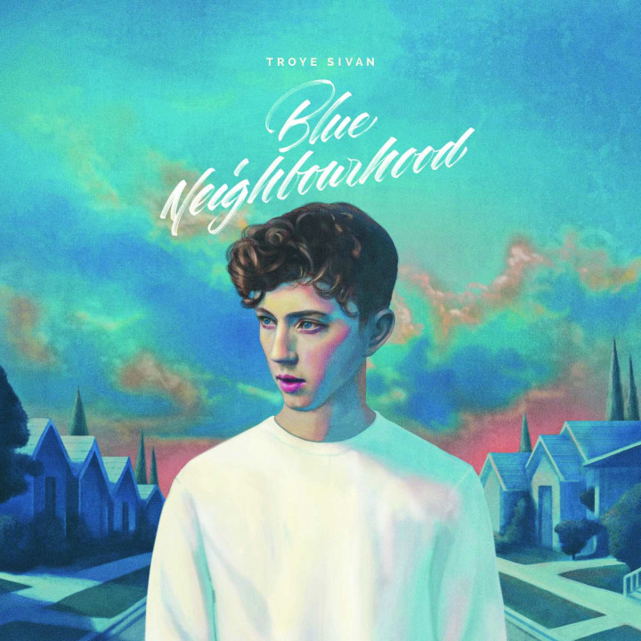 Albumcover — Blue Neighbourhood