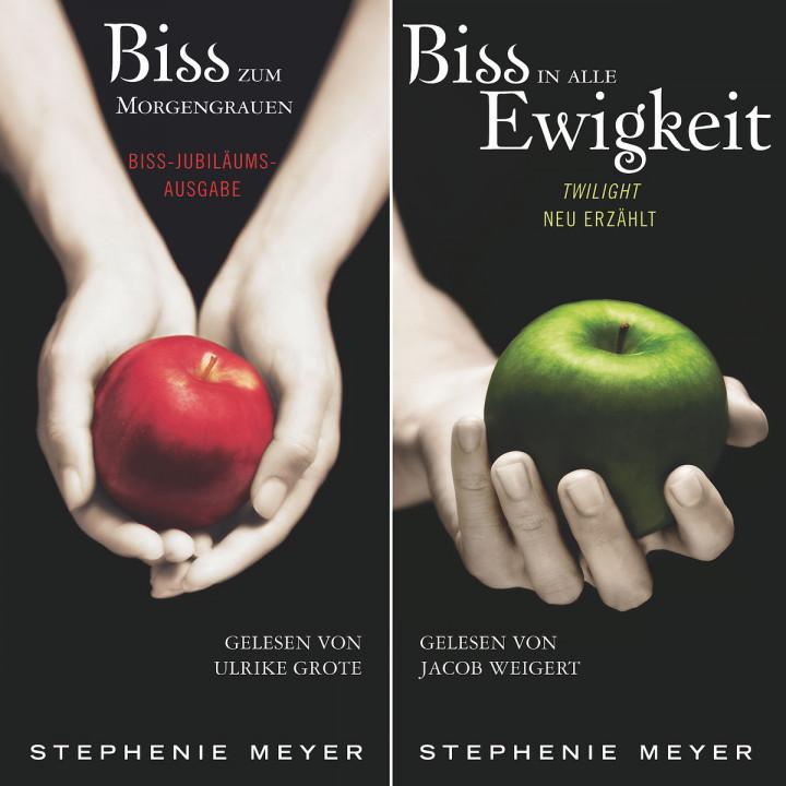 Meyer: Biss-Jubiläumsausg. (Morgengrauen/Ewigkeit)