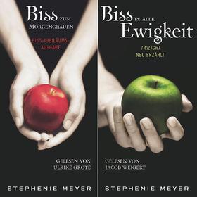Stephenie Meyer, Biss-Jubiläumsausgabe (Biss zum Morgengrauen/Biss in alle Ewigkeit), 09783867422918
