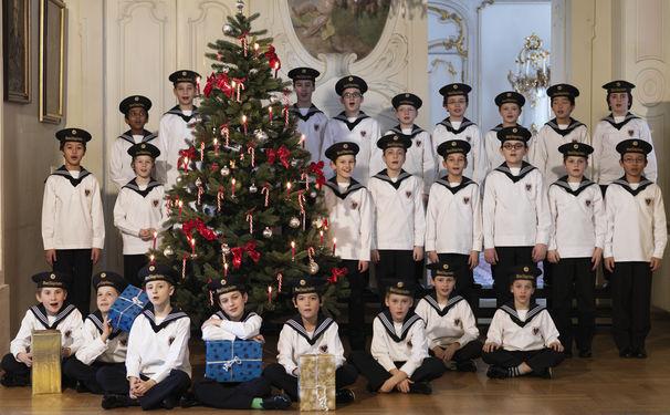 Wiener Sängerknaben, Süßer die Buben nie klingen - Weihnachten mit den Wiener Sängerknaben