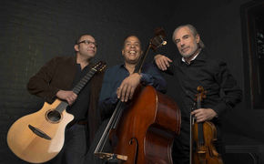 D-Stringz, Stringente Session - Stanley Clarke, Jean-Luc Ponty und Biréli Lagrène an den Saiten
