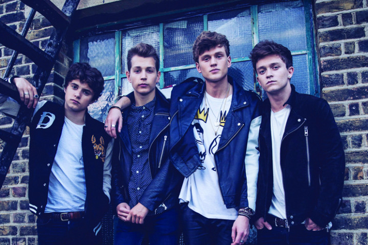 The Vamps 2015