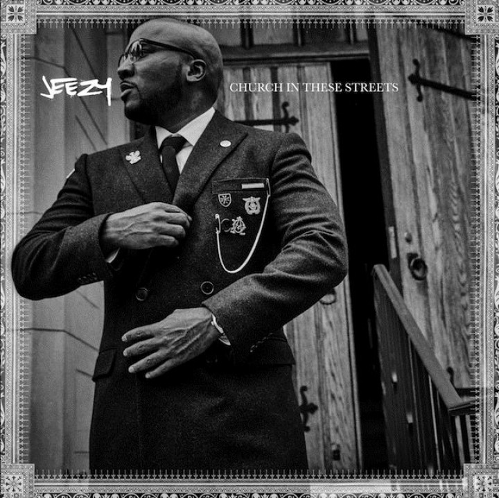 Jeezy Church In These Streets Albumcover