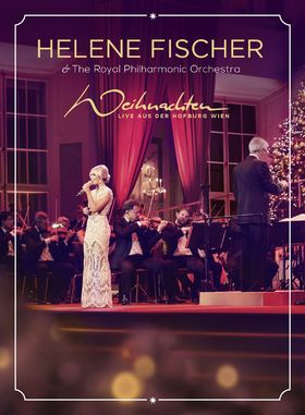 Helene Fischer, Weihnachten - Live aus der Hofburg Wien (DVD), 00602547610508
