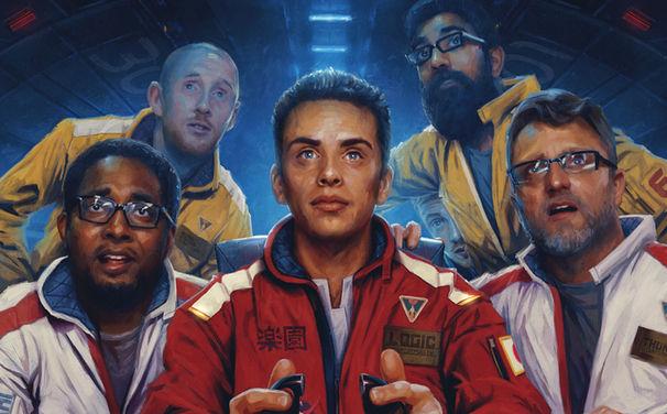 Logic, Stürzt euch ins Sci-Fi-Abenteuer mit Logic und The Incredible True Story