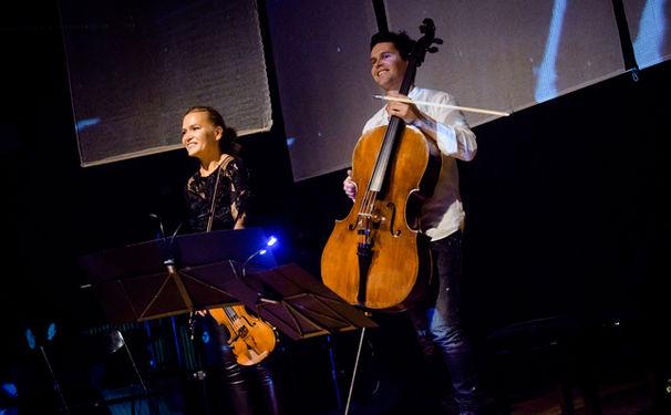 Mari & Hakon Samuelsen, Nordisches Feuer – Mari und Hakon Samuelsen begeistern bei der Yellow Lounge