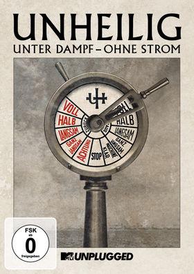 Unheilig, MTV Unplugged Unter Dampf - Ohne Strom (2DVD), 00602547527158