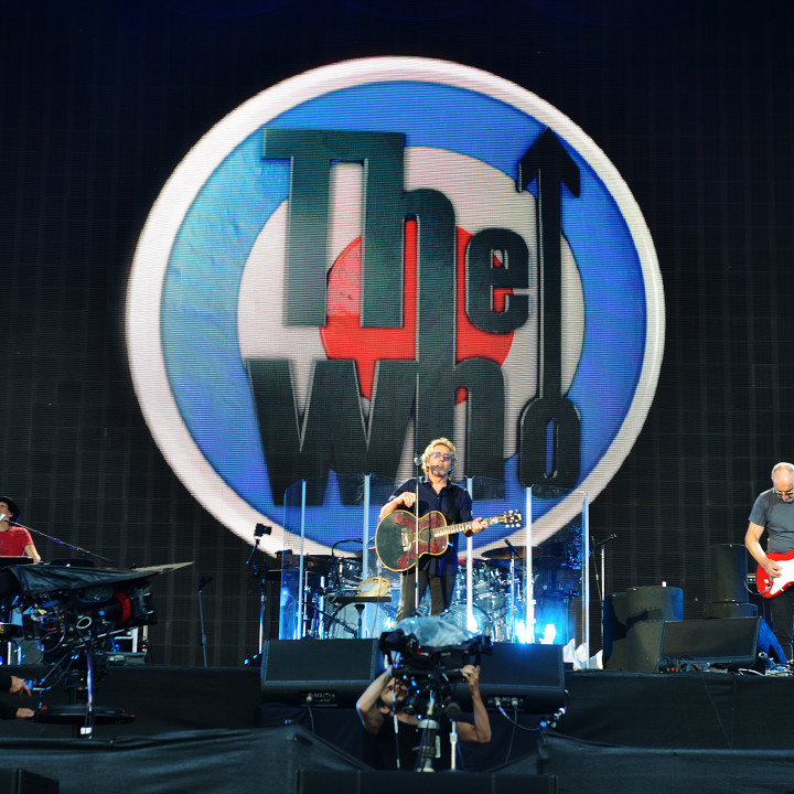 The Who – Live In Hyde Park