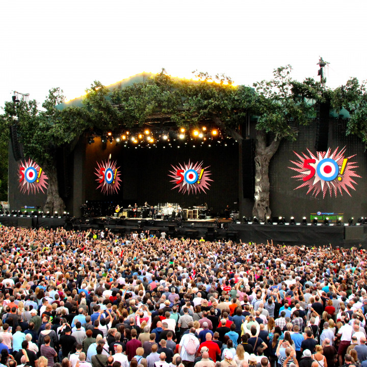 The Who — Live In Hyde Park