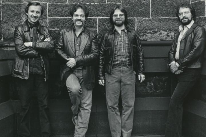 George Mraz, John Abercrombie, Richie Beirach, Peter Donald