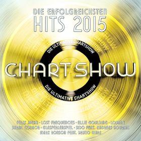 Die Ultimative Chartshow, Die ultimative Chartshow - Die erfolgreichsten Hits 2015, 00600753646441