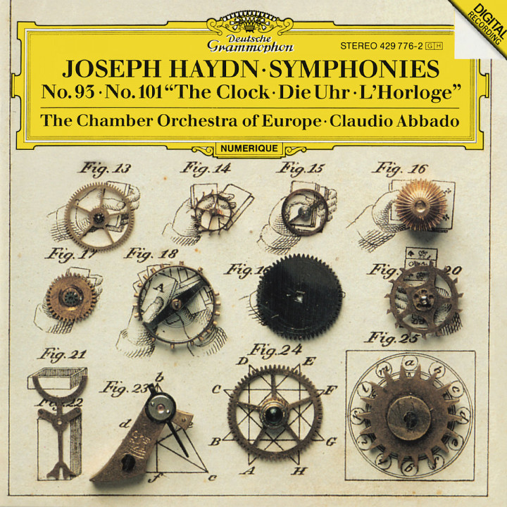 Haydn: Symphonies Nos. 93 & 101 The