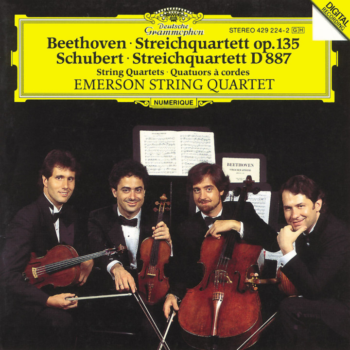 Beethoven / Schubert: String Quartets