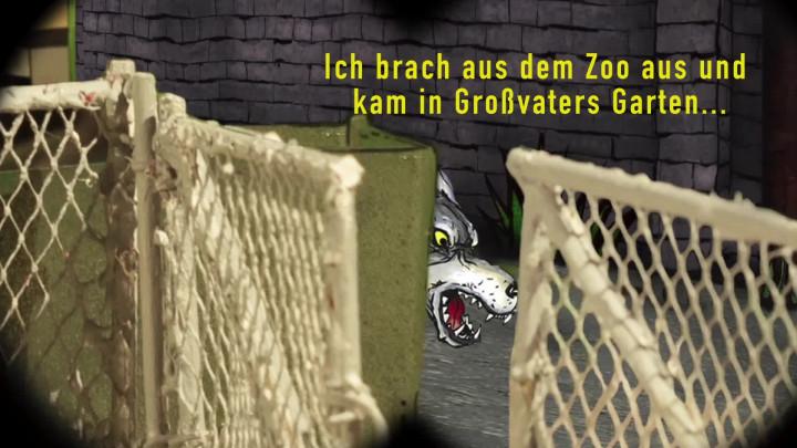 Videoepisode 2: Der Wolf
