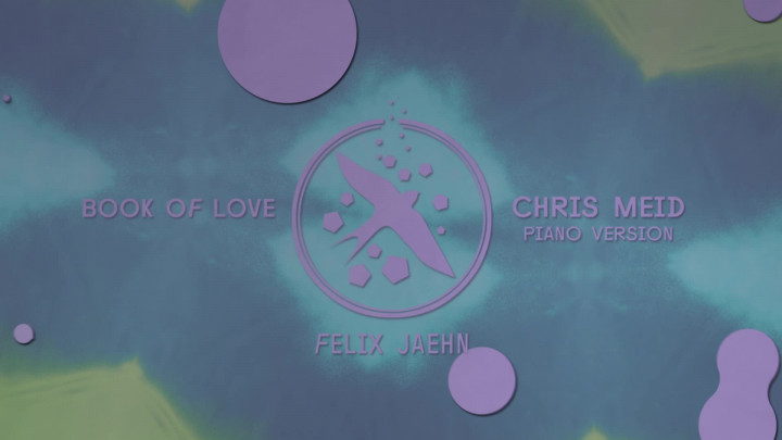 Book Of Love (Chris Meid Piano Version) - Audio Video