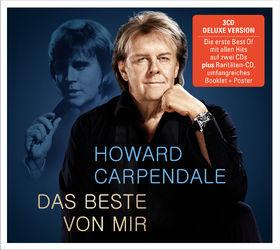 Howard Carpendale, Das Beste von mir (2016) (Deluxe Edt.), 00602547684424