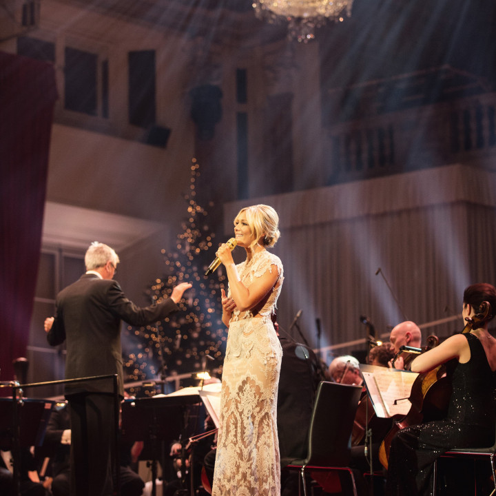 Helene Fischer—Weihnachten 2015