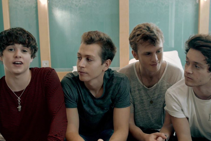 The Vamps 2015 groß