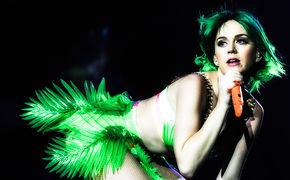 Katy Perry, Katy Perry erhält als erste weibliche Künstlerin zwei Digital Diamond Awards der Riaa