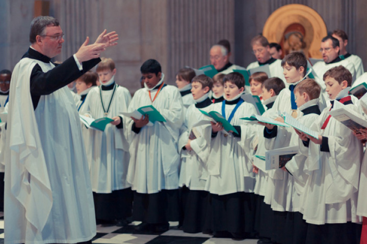 St Paul's Cathedral Choir