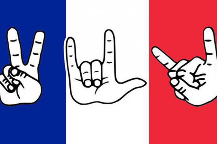 EODM Peace Love and Metal France Version