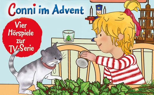 """Conni, Acht heitere neue Folgen von """"Meine Freundin ..."""
