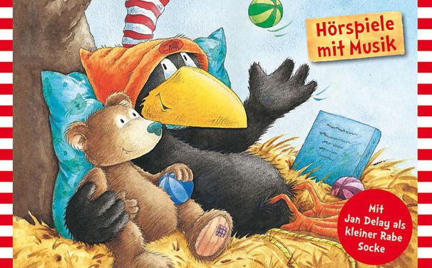 Kleiner Rabe Socke, Zwei neue lustige Geschichten vom Kleinen Rabe Socke: Jetzt bestellen!