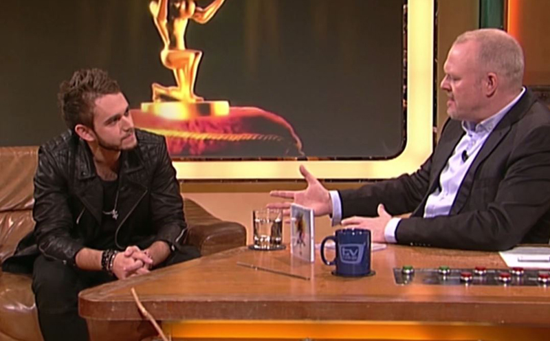 Zedd, Live bei TV total