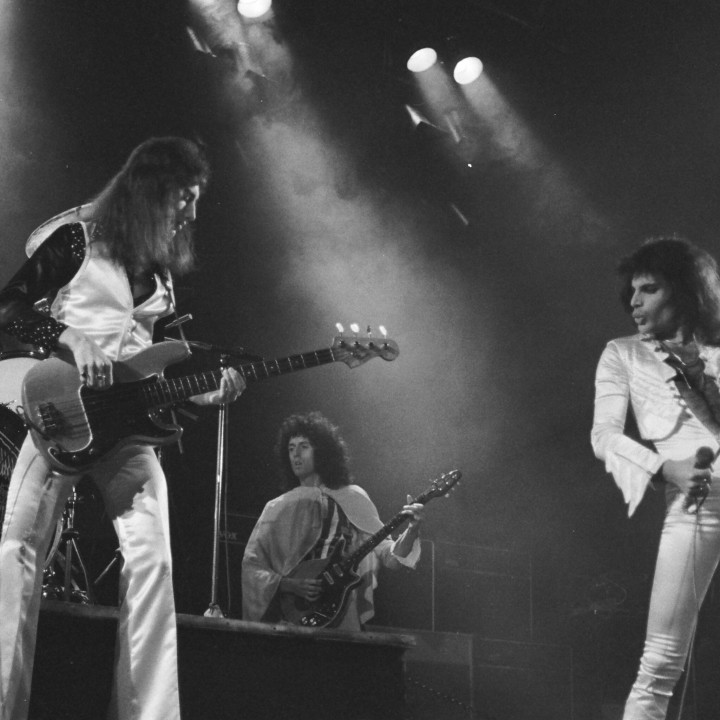Queen – A Night At The Odeon Lead Pressefoto 1