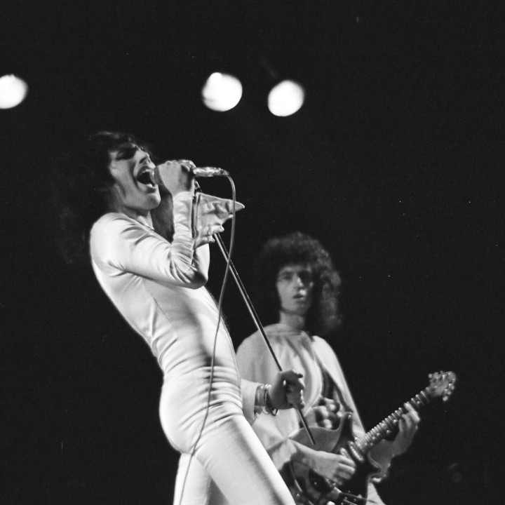 Queen — A Night At The Odeon Lead Pressefoto 2
